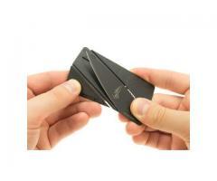 Kreditkartenmesser Cardsharp