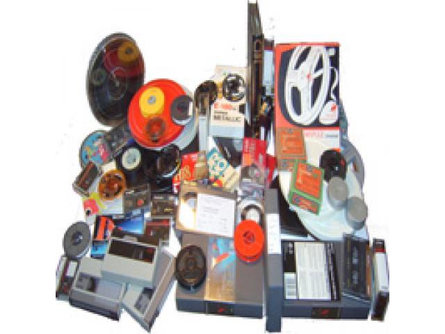 Schmalfilm digitalisieren auf DVD / BluRay
